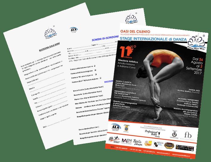 DanzaMareMito | Stage Internazionale di Danza Ascea Salerno Amalia Salzano Documentazione