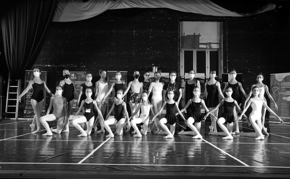 DanzaMareMito | Stage Internazionale di Danza Amalia Salzano