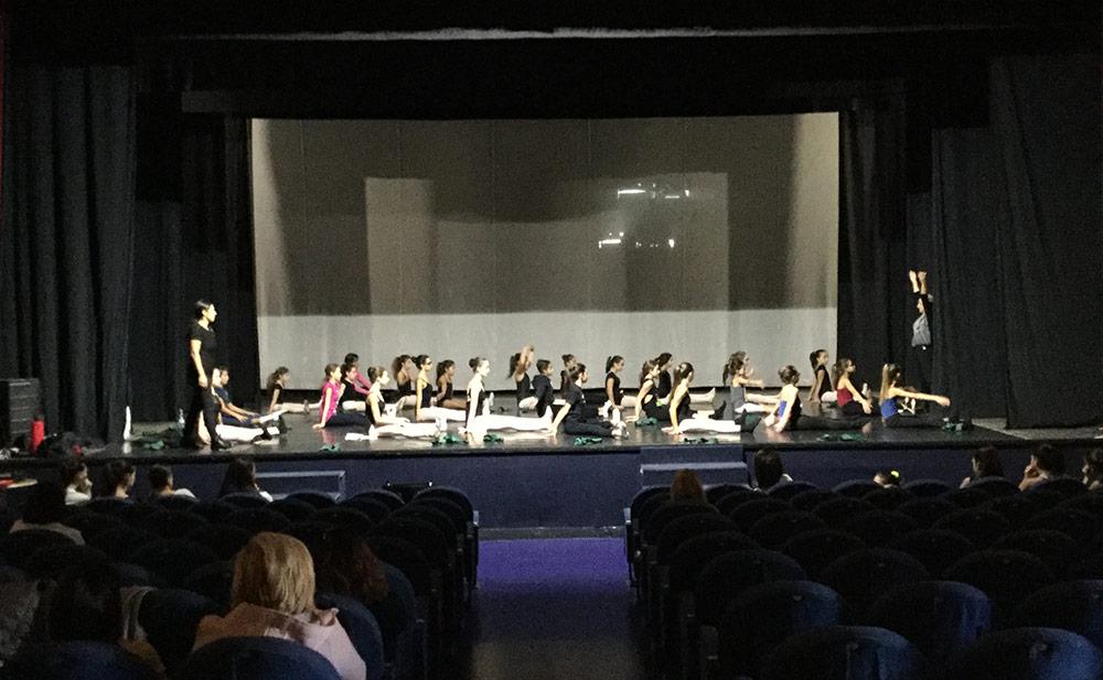 DanzaMareMito   Stage Internazionale di Danza Amalia Salzano